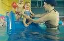 Séance photo des bébés nageurs du 14 mai